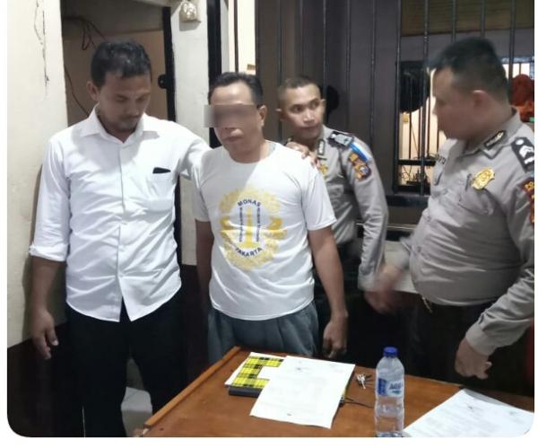 Dugaan Korupsi Dana Desa, Mantan Pjs Kepala Desa dan Sekdes di Inhil Jadi Tersangka