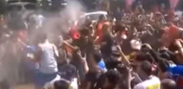 HEBOH!!! Video Penari Erotis di Pantai Kartini Nyebar di Medsos, Ini Tiga Penarinya