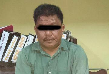 Pria 54 Tahun di Kuansing Ditangkap Polisi Kuansing Kareni Miliki Sabu