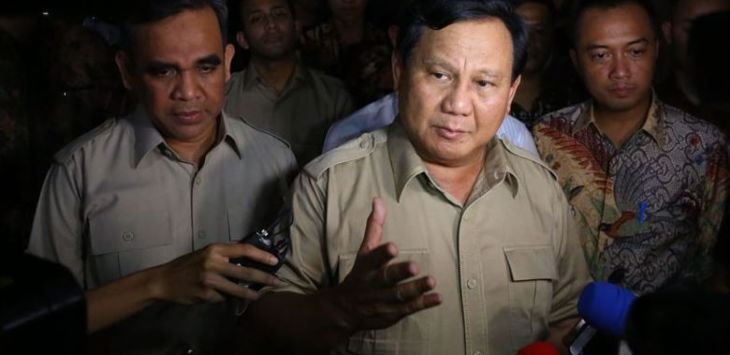 Gak Yakin Prabowo Capres, Cak Imin: Kalau Ini Siapa yang Mengusung?