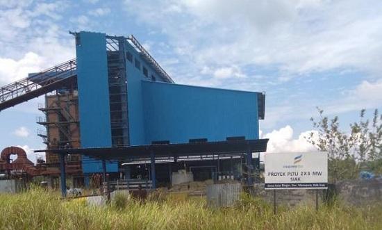 Mangkrak, Warga Minta KPK Audit Pembangunan PLTU 2X3 di Siak