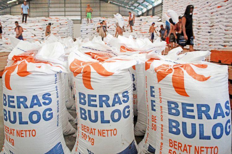 Bulog Riau Lampaui Target Serapan Padi Petani Tahun Ini