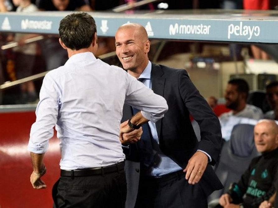 Zidane Gantikan Posisi Allegri di Juventus Musim Depan?