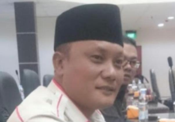 Proyek Jalan Penghubung di Mandah yang Terbengkalai, Anggota DPRD Inhil ini Angkat Bicara