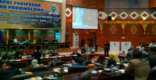 Pengamat dari UNRI Minta Wakil Gubernur Riau Jangan Bermain Politik