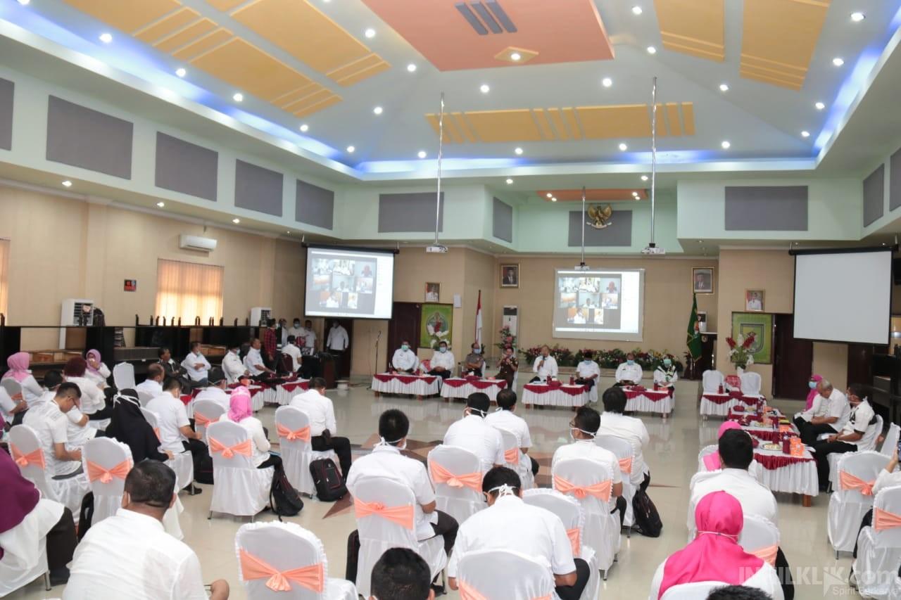 Pemkab Sergai Gelar Musrenbang RKPD Tahun 2021