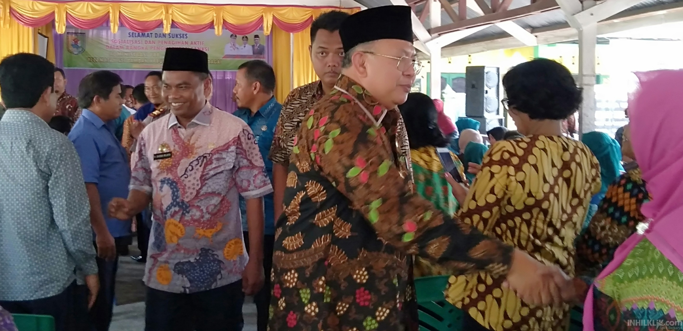 Jelang Pilkada 2020, Soekirman - Darma Wijaya Tetap Bersama Atau 'Bercerai' ?