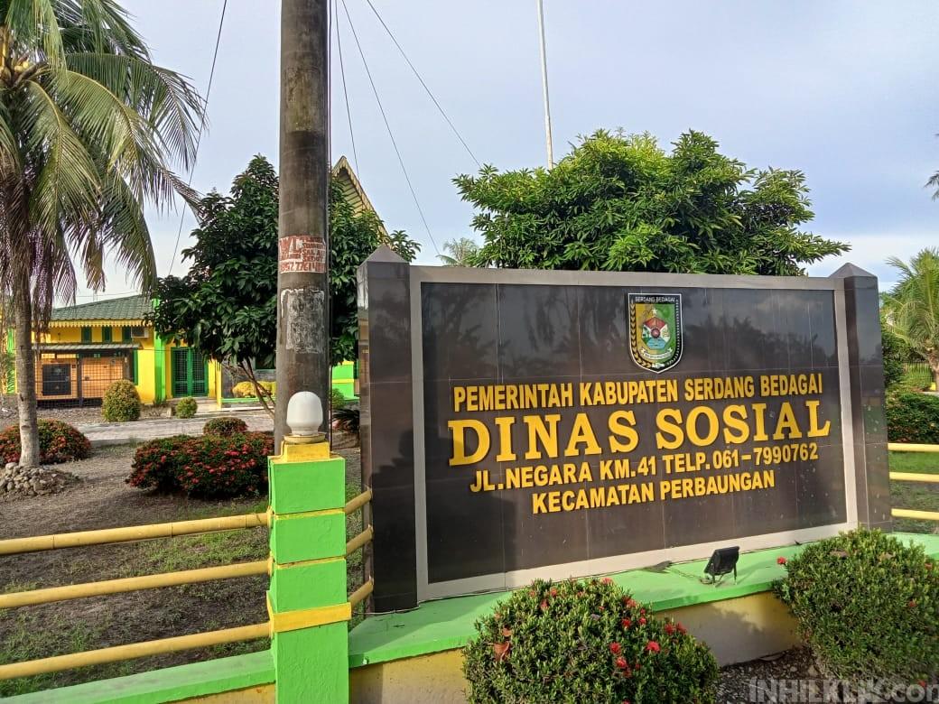 Ratusan KPM Perbaungan 'Menderita', Kepala Dinas Sosial Sergai Dinilai Obral Janji