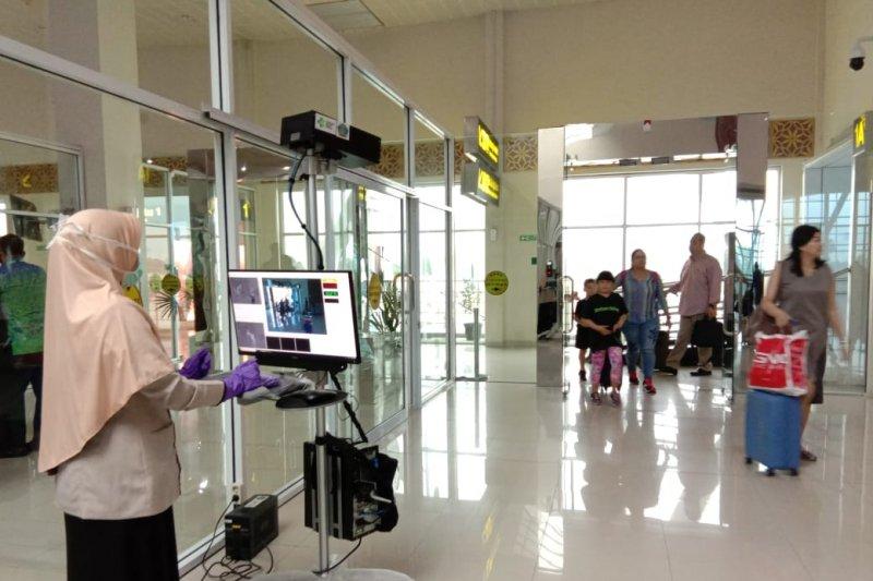 Bandara Pekanbaru Aktifkan Pemindai Panas Deteksi Cacar Monyet