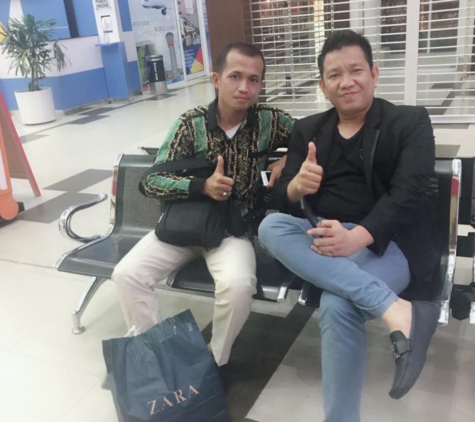 Ketum HIPMI Riau Datuk Budi Febriadi Dipanggil ke Istana Presiden