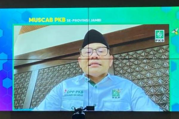 Dongkrak Popularitas, Gus Muhaimin Dorong Kader Aktif Bermedsos