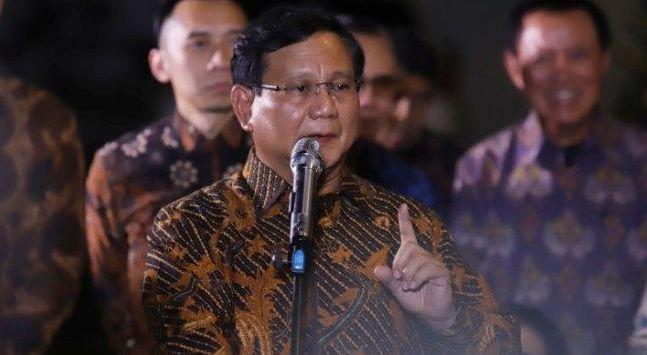 PKS Siapkan Antisipasi Jika Prabowo Tak Maju Nyapres