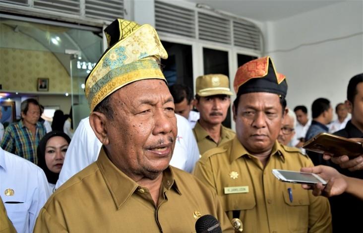 Wan Thamrin Terbitkan Surat Edaran Shalat Berjamaah ASN Pemprov Riau
