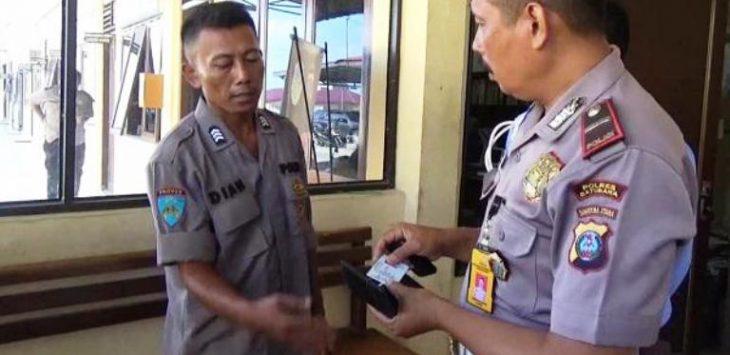 Ingin Terlihat Gagah di Depan Kekasih, Pria Asal Riau Nekat Jadi Polisi Gadungan