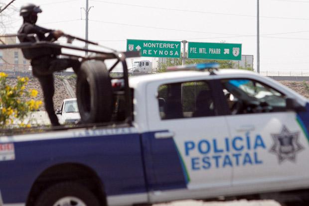 Perang Geng Meksiko Pecah Dekat Perbatasan AS, 21 Tewas