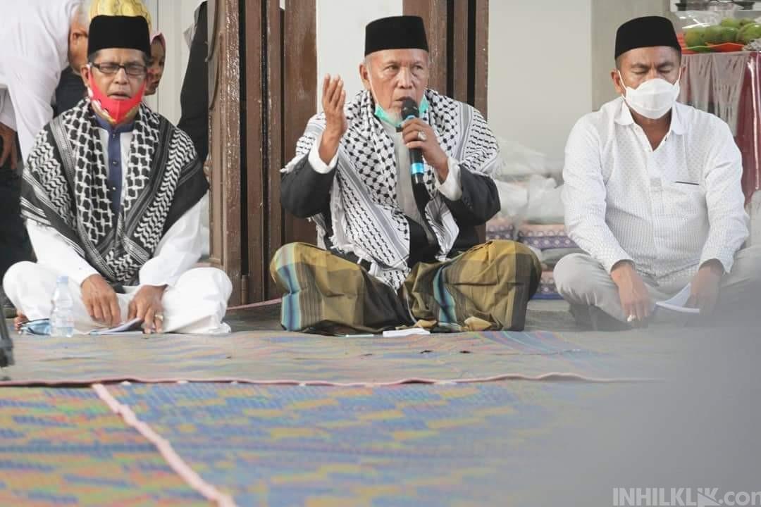 Zikir dan Doa Kesembuhan Adlin Tambunan Menggema di Sekber DAMBAAN