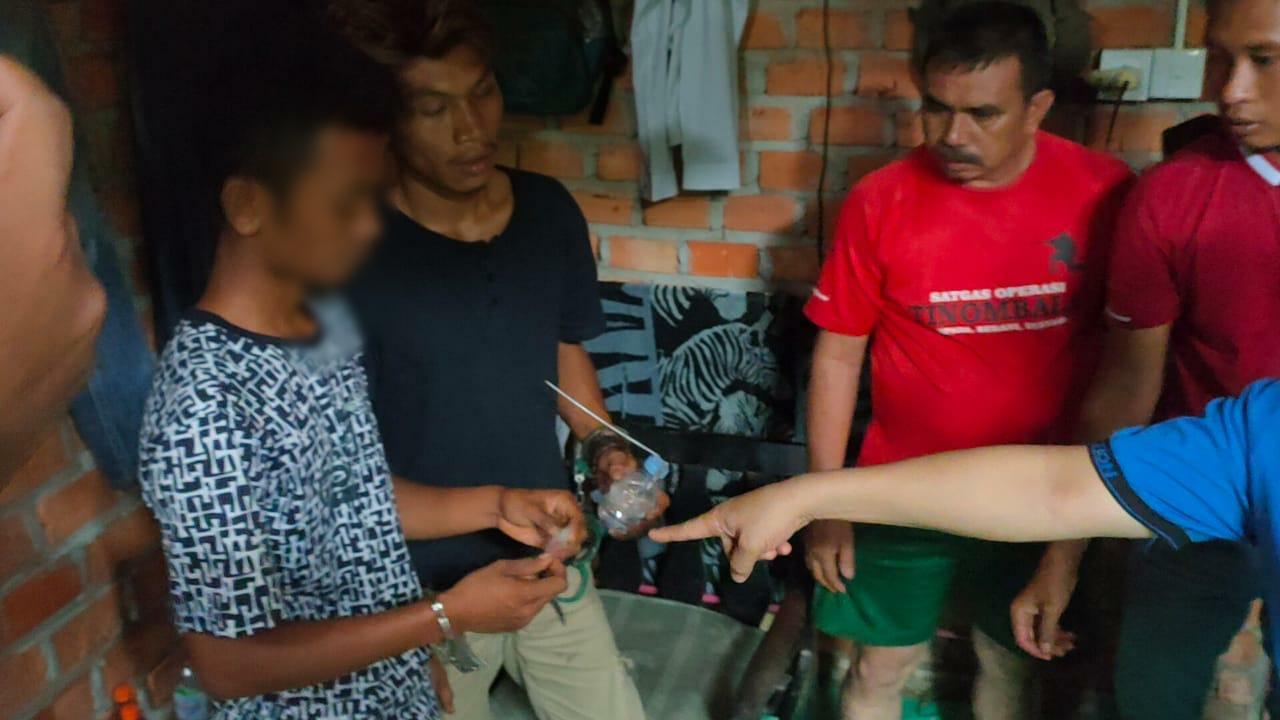 Miliki 10 Paket Shabu dan Ekstasi, Pemuda di Kemuning Diamankan Polisi