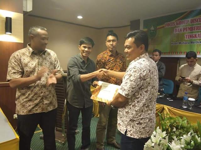 Desa Karya Tani Terbaik ke II se Riau