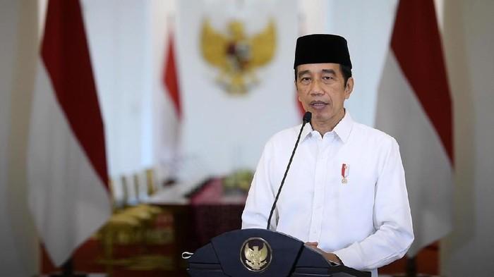 Jokowi Minta Kabinetnya Tak Gelar Buka Puasa Bersama dan Open House Lebaran