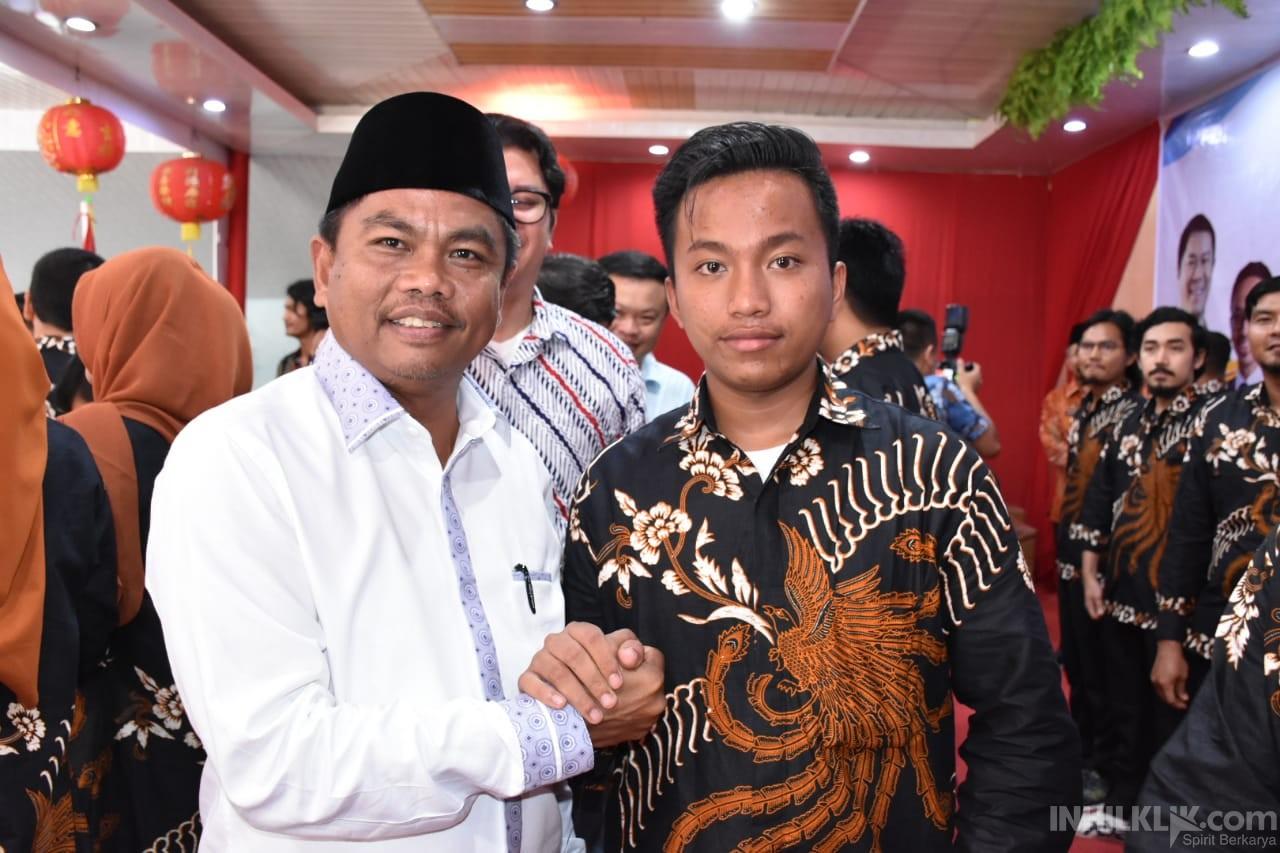 Pelantikan Japnas Kabupaten Sergai periode 2020-2025
