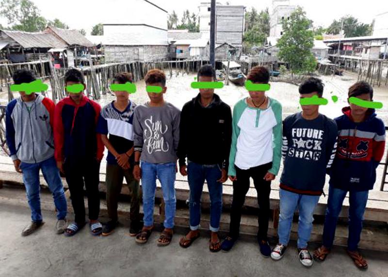 Astaga! 8 Pelajar SMA di Riau Jadi Tersangka Persetubuhan Anak di Bawah Umur