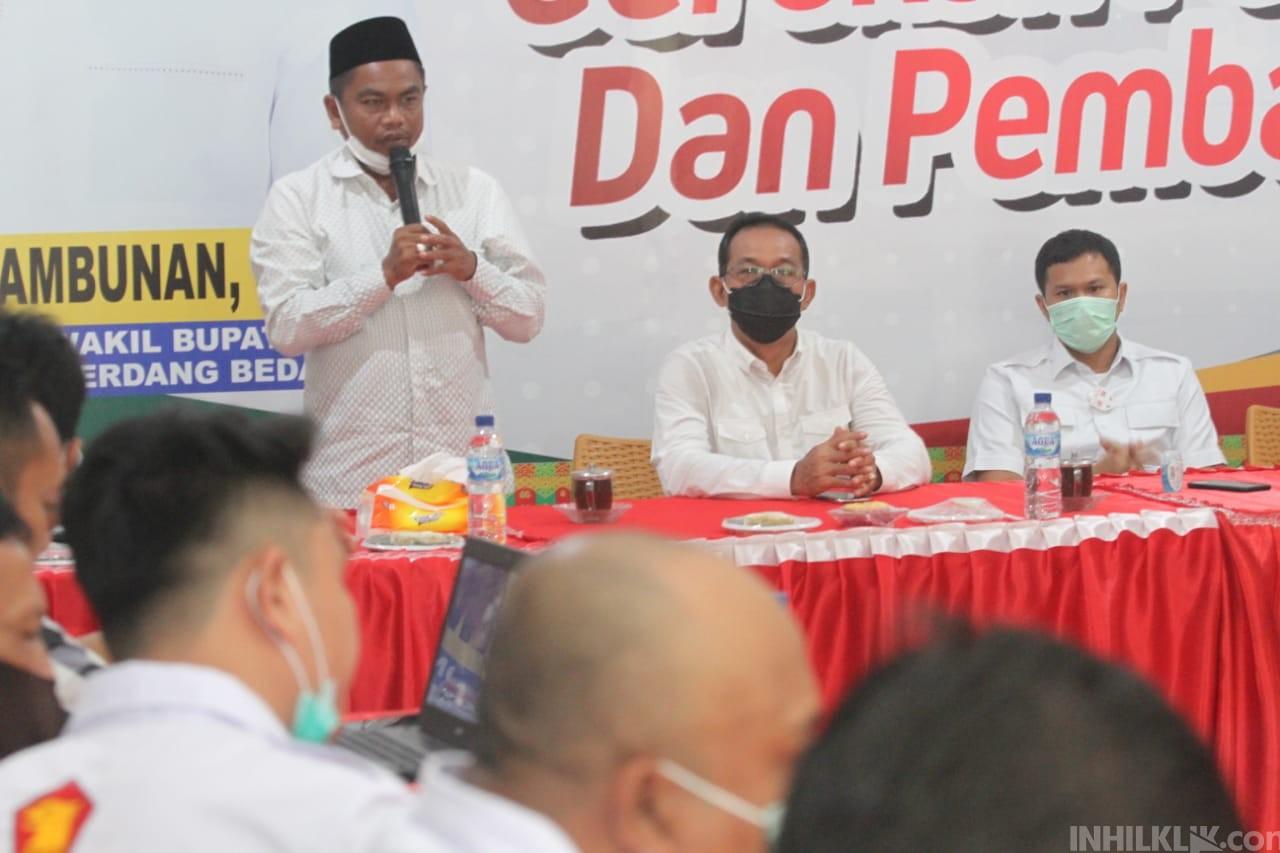Gus Irawan Pasaribu: Kader Gerindra Sergai Siap Menangkan Pasangan DAMBAAN