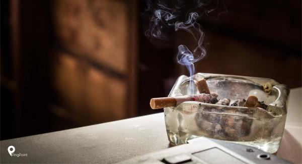 Dilarang Merokok di Dalam Rumah