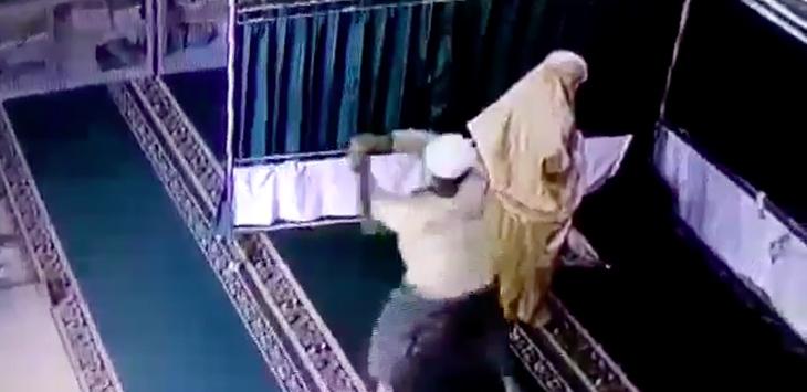 Selain Pukul Wanita Shalat di Masjid, Juhairi Juga Mau Jual Motor Pinjaman