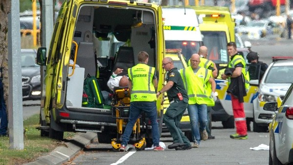 Penembakan di Masjid Coreng Selandia Baru Sebagai Negara Paling Aman