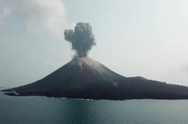 Kilas Balik Sejarah, Dahsyatnya Letusan Gunung Krakatau Tahun 1883