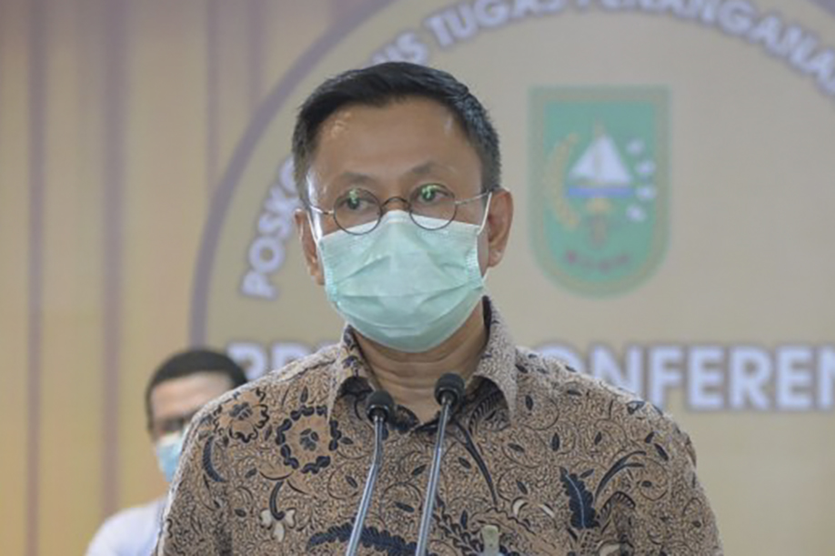Perbankan Riau Beri Keringanan Kredit hingga Rp11,18 Triliun
