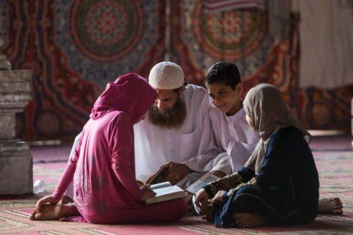 Mendidik Anak dengan Rumus 7x3 ala Ali bin Abi Thalib