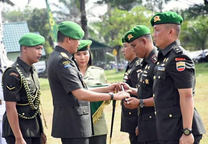 Putra Kampar, Letkol Aidil Amin Resmi Jabat Dandim 0313/KPR