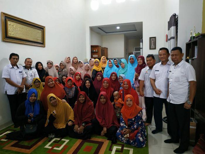 UKM Siti Hajar Kembali Gelar Pelatihan Menjahit Gratis Sesi Empat
