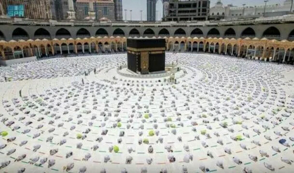 10 Hari Ramadan,  1,5 Juta Jemaah Kunjungi Masjidil Haram