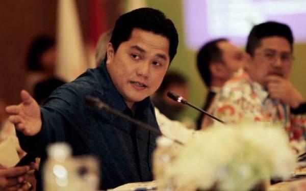 Muncul Akun Erick Thohir for President