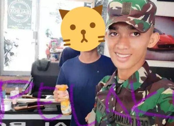 Diduga Mutilasi Kasir Cantik Vera Oktaviana, Oknum TNI Menghilang, Kodam Turun Tangan