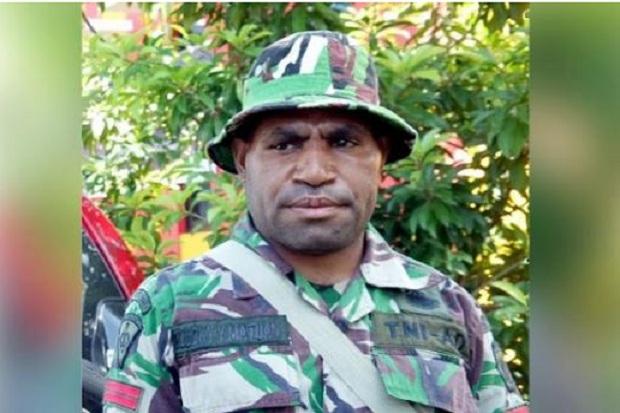 Pratu Lucky Y Matuan, Mantan Prajurit Raider tni Membelot Bergabung Jadi Komandan Lapangan OPM