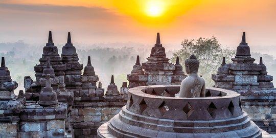 Kawasan Candi Borobudur akan Dipugar Jadi Cagar Budaya Kelas Dunia