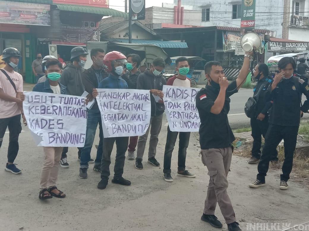 KOMPAK Sergai Terus Desak Soal Bimtek Kades ke Bandung