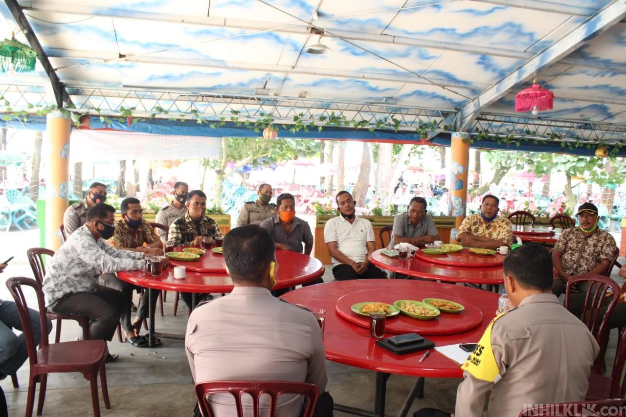 Kapolres Sergai: Kepala Desa Harus Patuhi Inpres No 6 tahun 2020