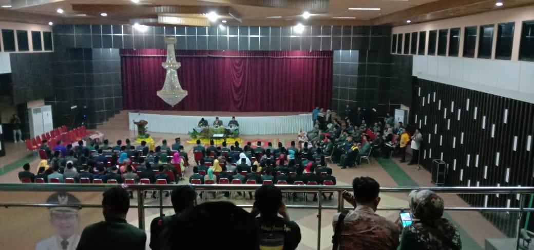 Ini 97 Nama Pejabat Eselon III yang Dilantik Wabup Syamsuddin Uti