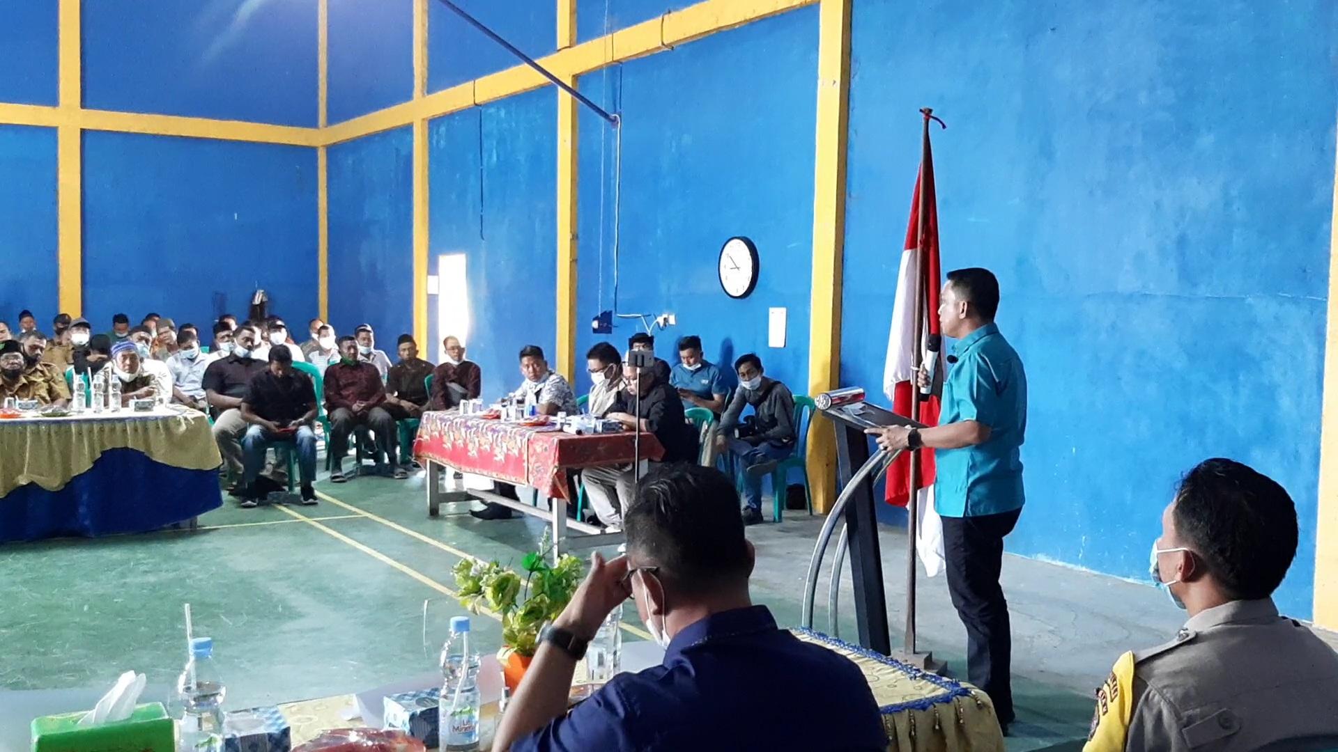 Kades Batu Ampar: Hanya 1 Anggota DPRD Riau yang Datang ke Desa Kami