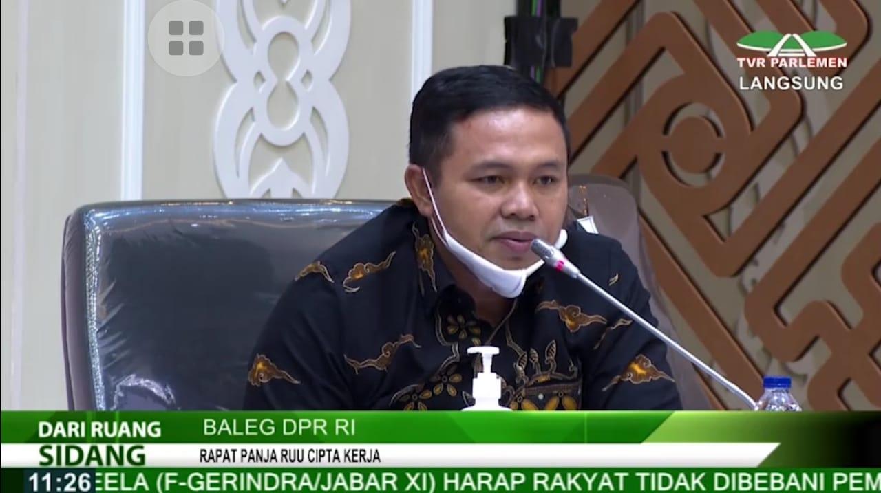 Pasal Pendidikan Masuk Pada Klaster Kemudahan Berusaha, Ini Tanggapan Anggota Baleg DPR RI Abdul Wahid