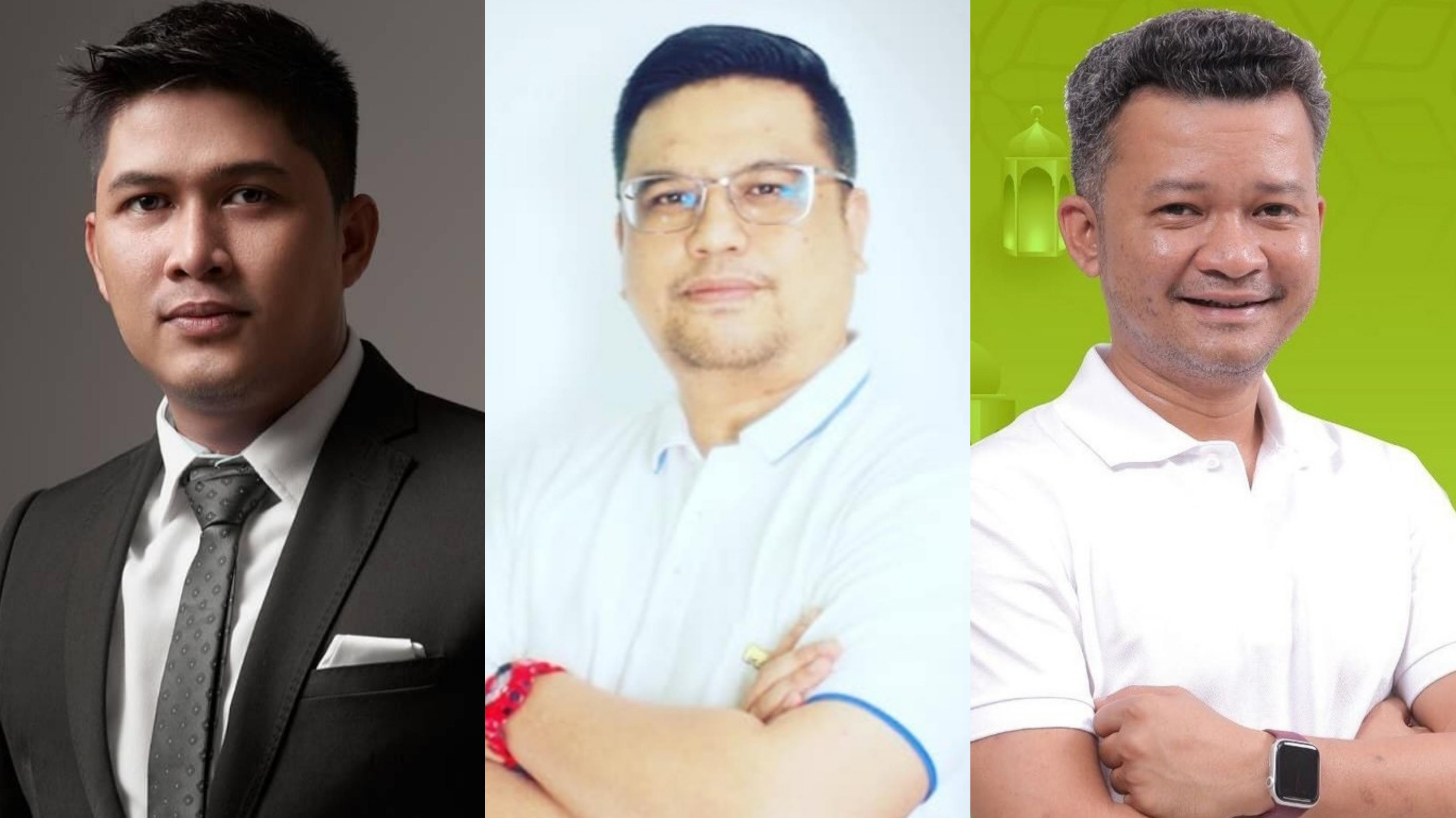 Tiga Kandidat Caketum HIPMI Riau Resmi Ambil Formulir Pendaftaran