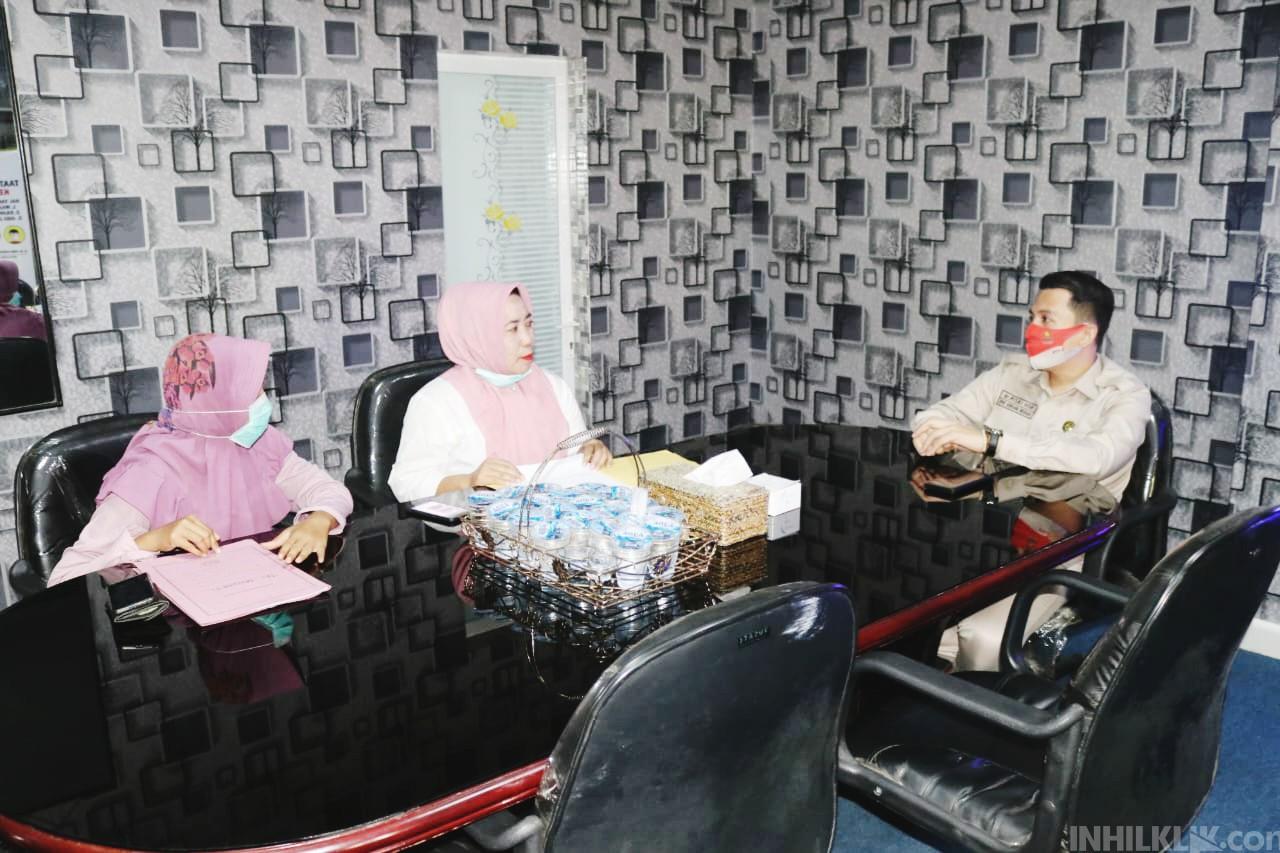 Ketua DPRD dr Riski Ramadhan Hasibuan Segera Panggil Direktur RSUD Sultan Sulaiman