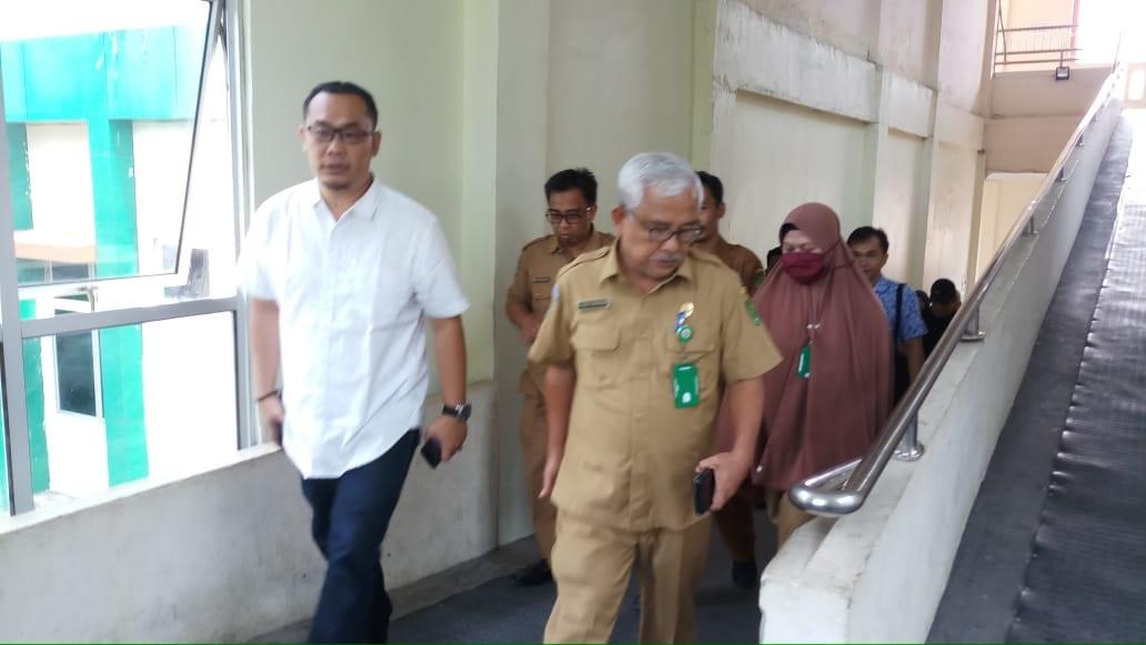 Kasus DBD Meningkat, Sekretaris Komisi IV DPRD Inhil Temui Pihak Dinkes dan RSUD PH Tembilahan
