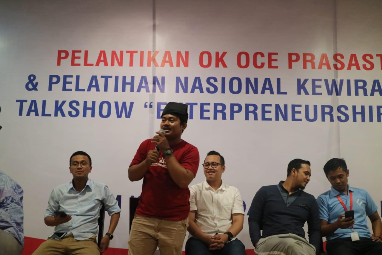 CEO Keroncongantar: Pemerintah Harus Lebih Konkret Dukung Pengembangan Ekonomi Digital di Riau