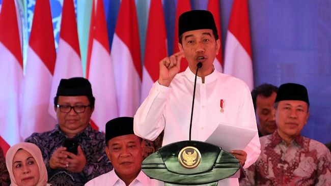 Teknis Penyambutan Kedatangan Presiden ke Riau Dirahasiakan