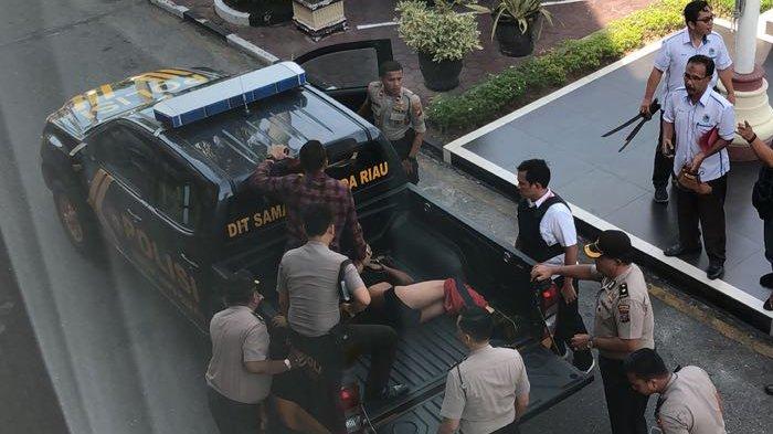 Identitas Empat Terduga Teroris yang yang Tewas Setelah Serang Mapolda Riau
